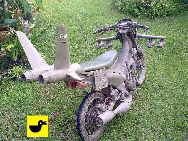 bebek turbo jet