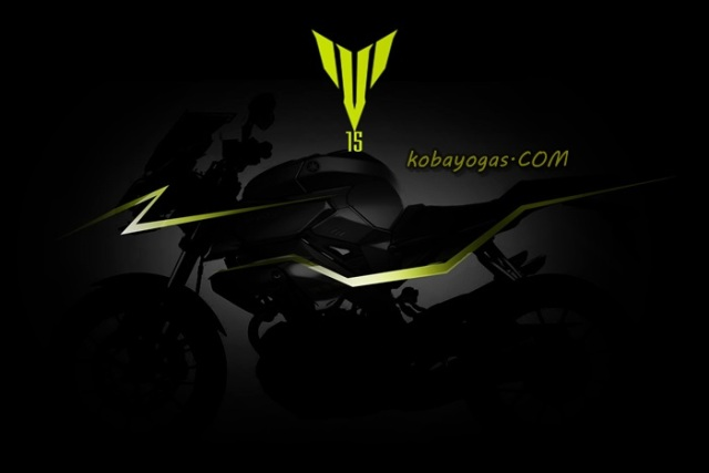 Yamaha MT15 modif 3 kobayogas