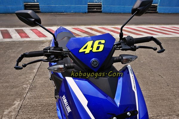 Yamaha Aerox 125 Movistar 3