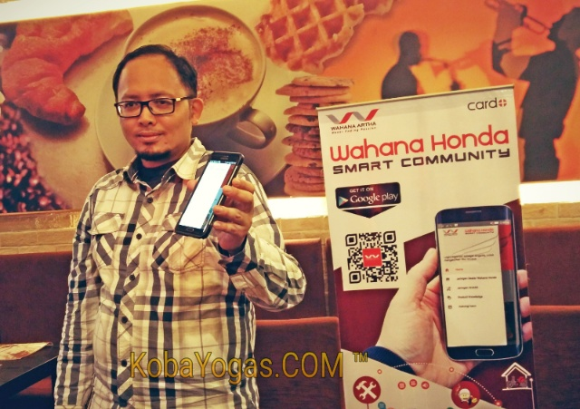 Wahana Honda Digital Smart Community