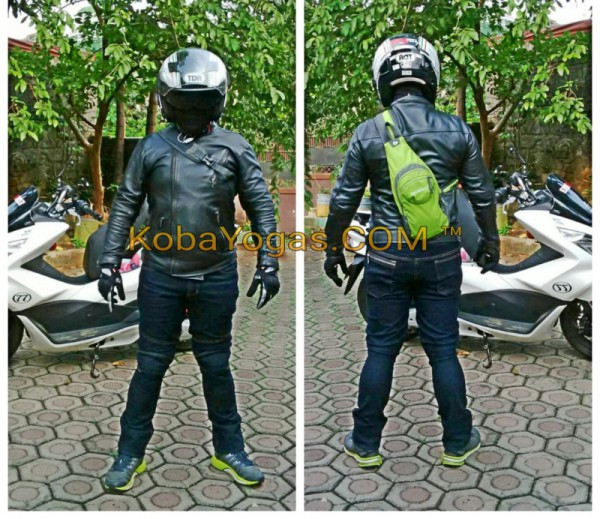celana riding jeans sky denim