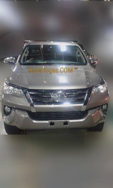 All New Toyota Fortuner Kobayogas 1