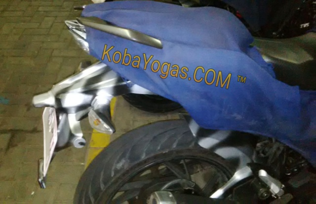 New TVS Apache RTR 200 kobayogas 1