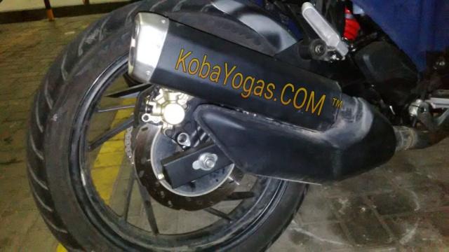 New TVS Apache RTR 200 kobayogas 5