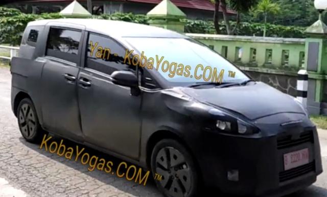 New Toyota Sienta kobayogas
