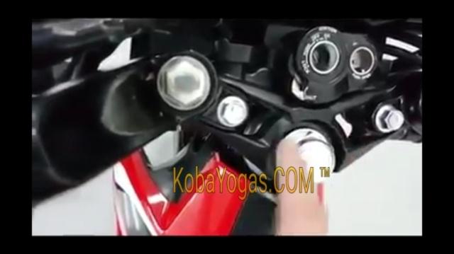 New Suzuki Satria FU injeksi Kobayogas