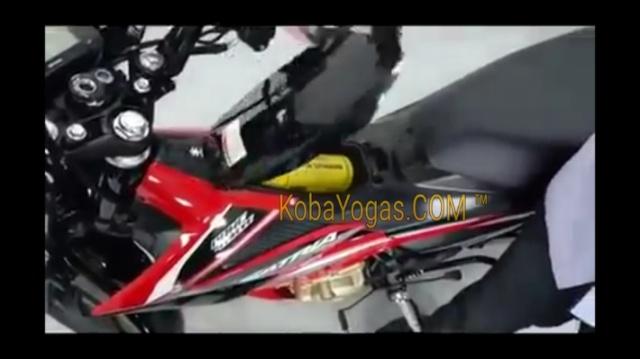 bagasi New Suzuki Satria FU injeksi Kobayogas