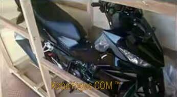 Honda Supra X150 kobayogas