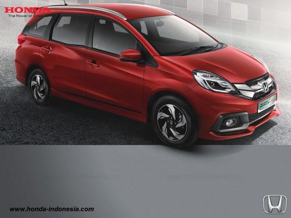 Mobilio facelift tipe RS kobayogas