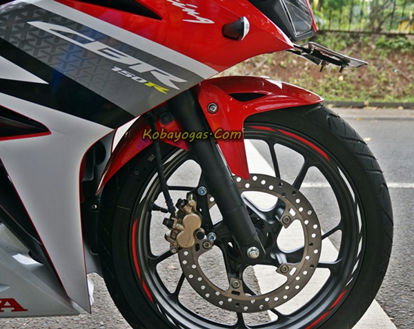 rem depan all new cbr150R