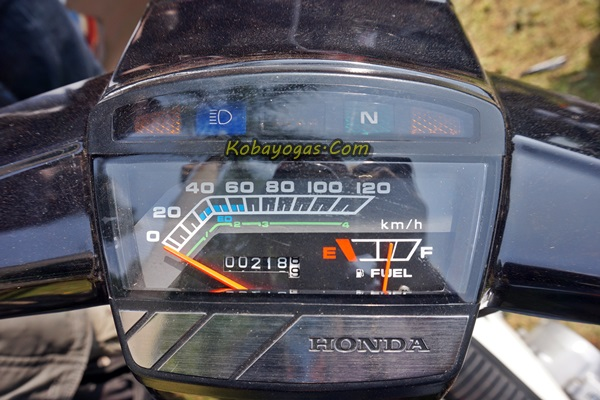 kilometer baru 2100 km! Rendah beneran gak ya?
