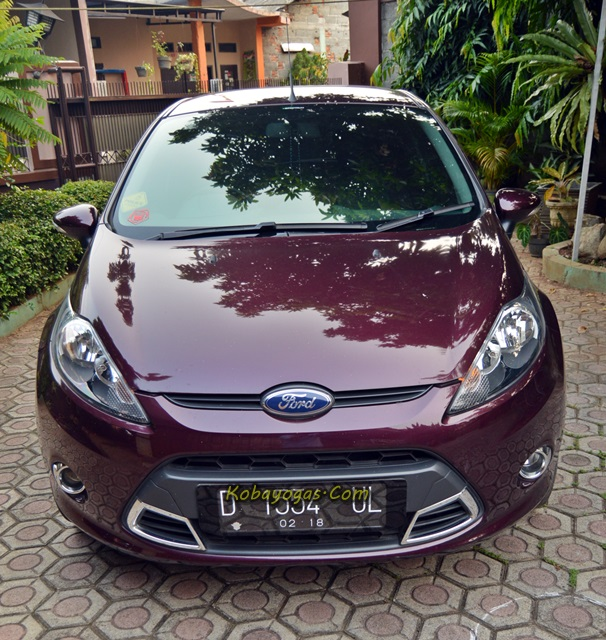 Ford Fiesta 1.6 S DCT 2013