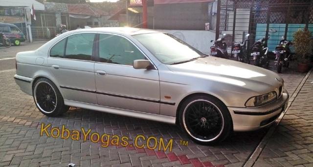 BMW 528i E39 kobayogas