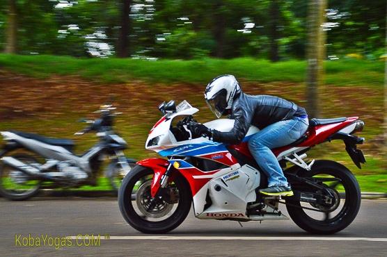 Honda CBR600RR Tricolor