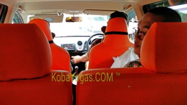 test drive honda mobilio E MT 2