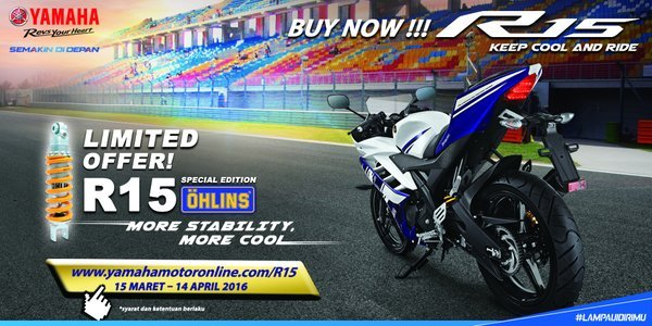 yamaha-new-r15-facelift-2016 suspensi Ohlins