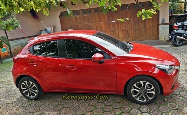review all new mazda2 GT