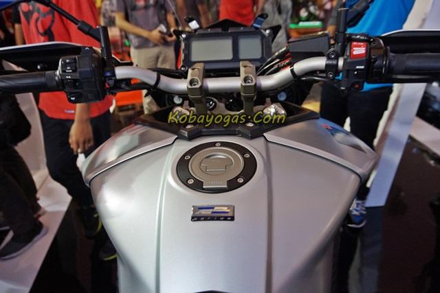Yamaha MT-09 Tracer 5