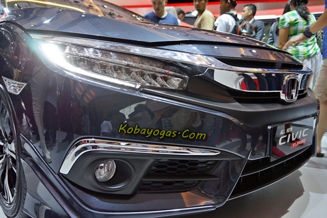 All New Honda Civic 1.5 Turbo Indonesia