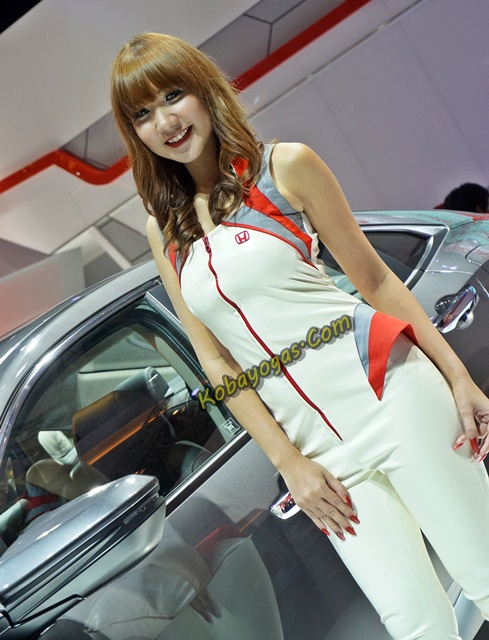 Honda Girl