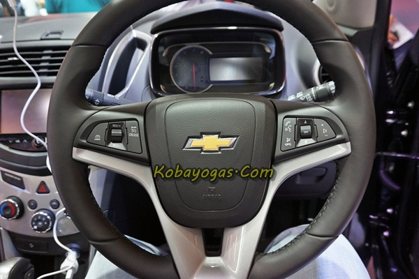 setir Chevrolet Trax