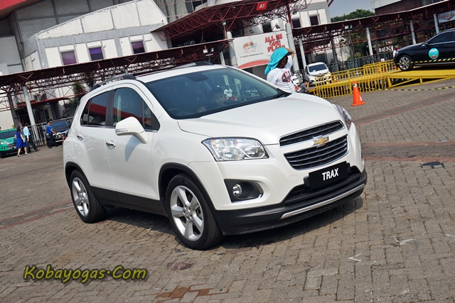 Chevrolet Trax Indonesia