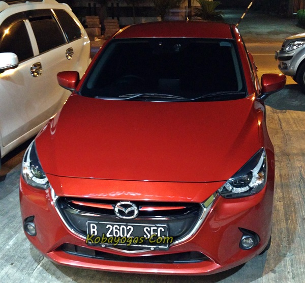 All New Mazda2 GT