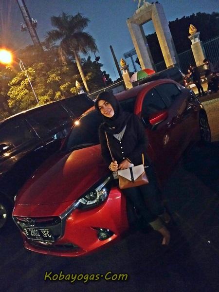 All New Mazda2 GT merah