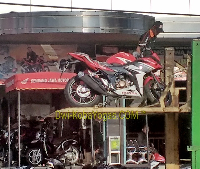 all new cbr150r trenggalek