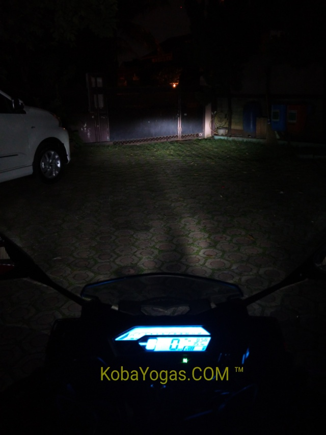 lampu dekat ON