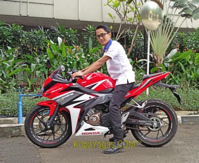 All New CBR150R K45G
