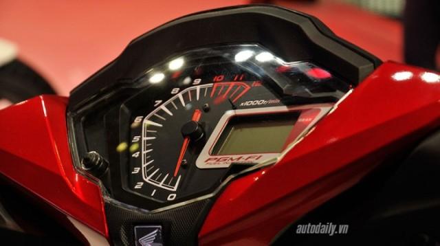 speedometer Honda Supra X150 alias Winner 150